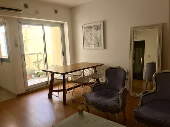 2 AMB SUPER CANCHERO, AMOBLADO, FULL AMENITIES, TODO INCLUIDO! PALERMO