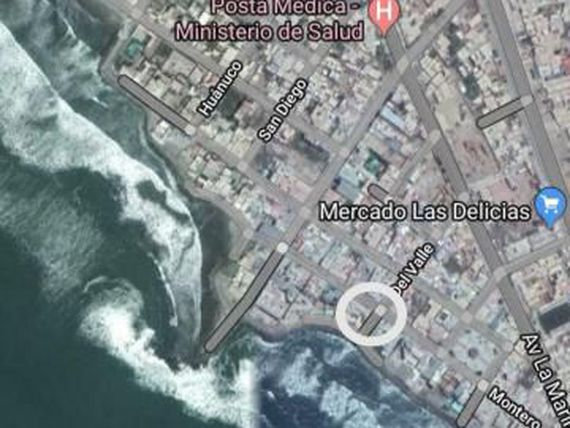 VENDO MINI DEPARTAMENTO EN  2DO PISO EN LA PLAYA LAS DELICIAS TRUJILLO.