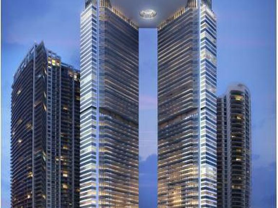 ONE RIVER POINT WILL BECOME THE SKYLINE-DEFINING STATEMENT OF MIAMI'S RIVERSIDE RENAISSANCE