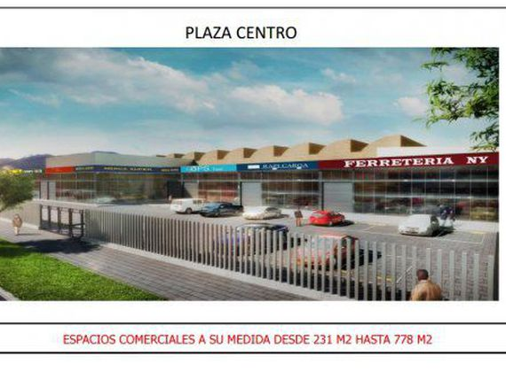 LOCAL COMERCIAL 384 M2