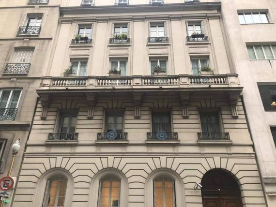EDIFICIO FRANCES EN BLOCK HISTORICO