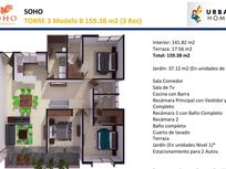 VENTA Departamento PH Soho en Astoria $2;900,000 MN