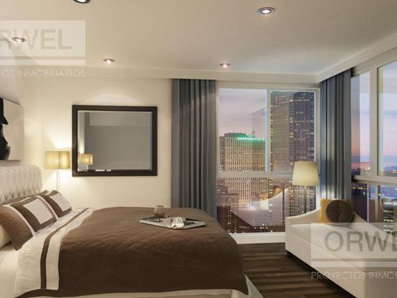 Torre View Point !!! Increíble Vista al RIO !!! 3 o 4 dorm   dep. Amenities.