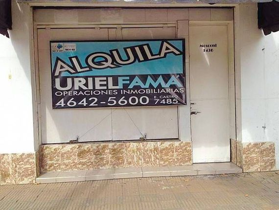 ALQUILER LOCAL ZONA MUY COMERCIAL