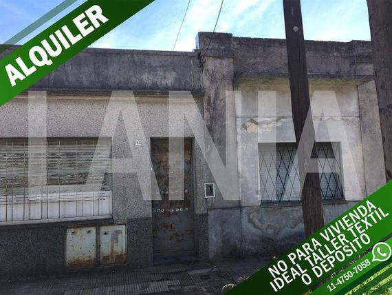 Arenales   3400 - $ 8.000 - Tipo casa PH Alquiler