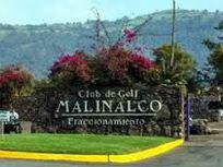 TERRENO CLUB DE GOLF MALINALCO