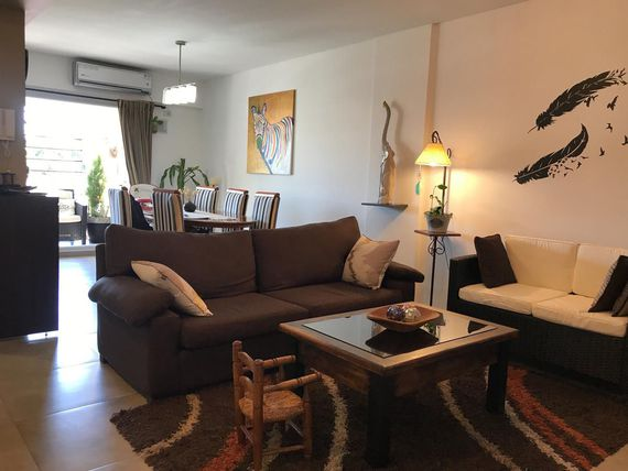 Ideal familia sociable departamento 3 ambientes muy comodo IMPECABLE