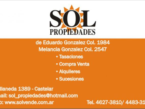 Exclusivo lote