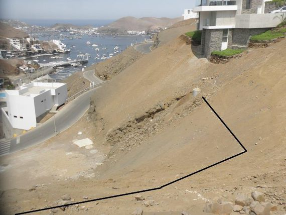 Vendo Terreno en Playa Club Náutico Poseidon