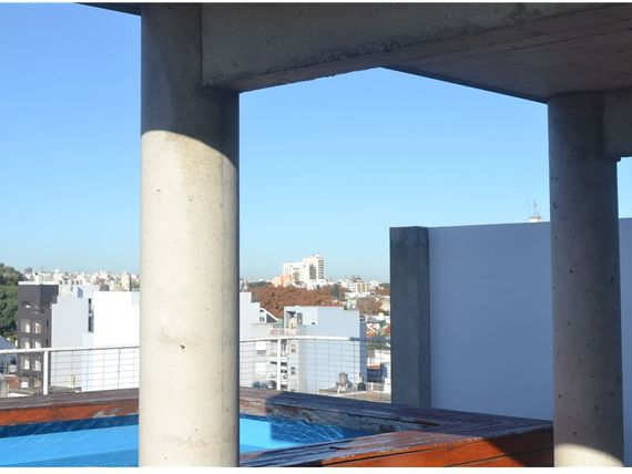 2  Ambientes con  cochera y amenities