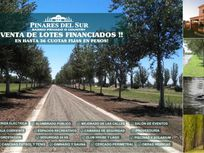 Lotes financiados en Ruta 18 y A012!!!
