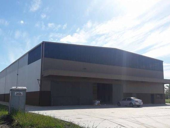 Alquiler - Ezeiza - Polo Industrial, Nº 15 Lote 5033