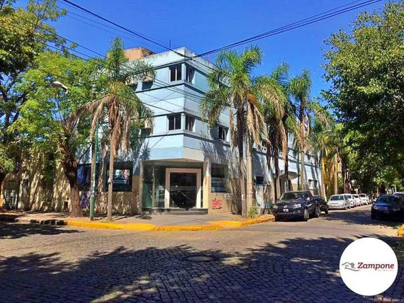 Edificio en block ex clinica