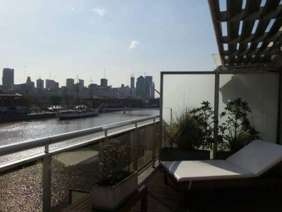 "PENTHOUSE - Pierina Dealessi  -""BA Houses"": PUERTO MADERO"