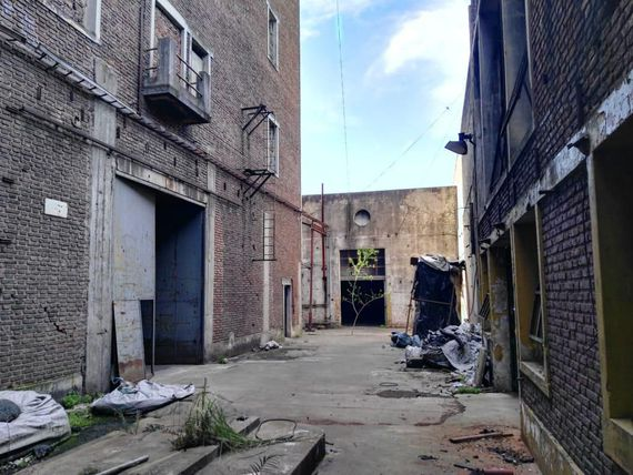 """Nave Industrial - <span itemprop=""""addressLocality"""">San Justo</span>"""