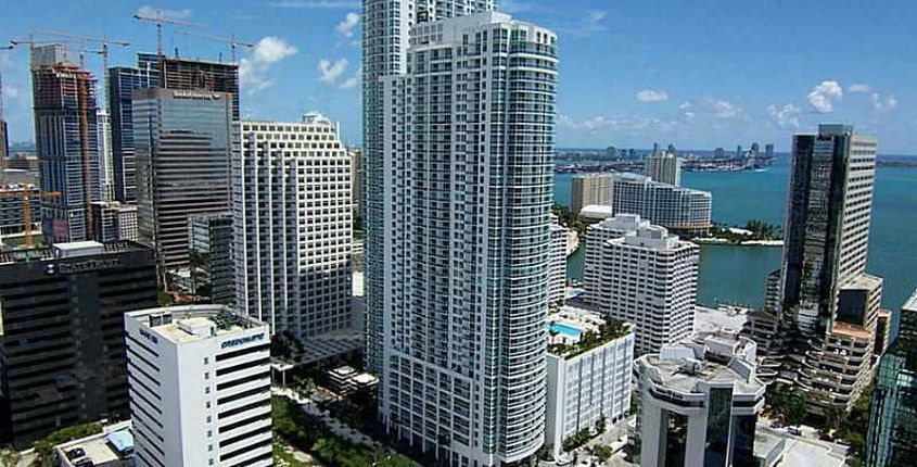 The Plaza on Brickell Tower One