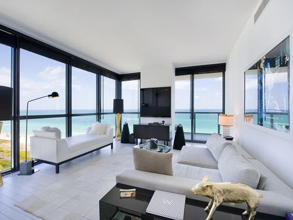 W South Beach - Luxurious 3 Bedroom