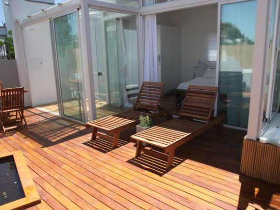 Boutique  2 Bedroom with Private Deck in  Palermo Soho
