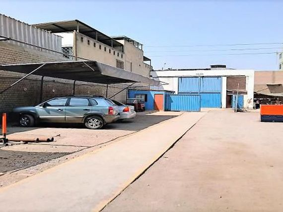 """Vendo local industrial en <span itemprop=""""addressLocality"""">Ate</span> zonificasion I2<br>1408.63 Mtrs  -  US$ 2600000"""