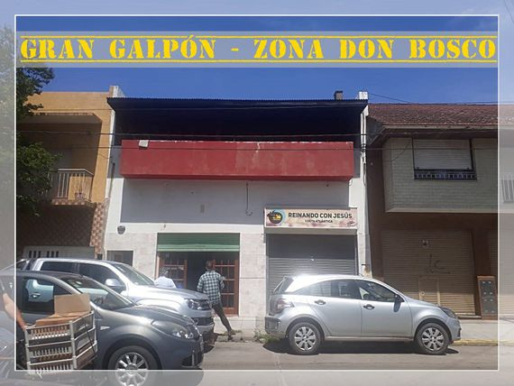 GRAN GALPÓN - ZONA DON BOSCO