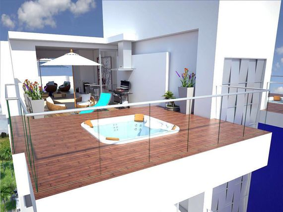 Venta pent house coveñas sector primera ensenada