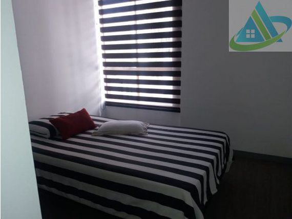 Furnished two bedroom apartment in Medellin
