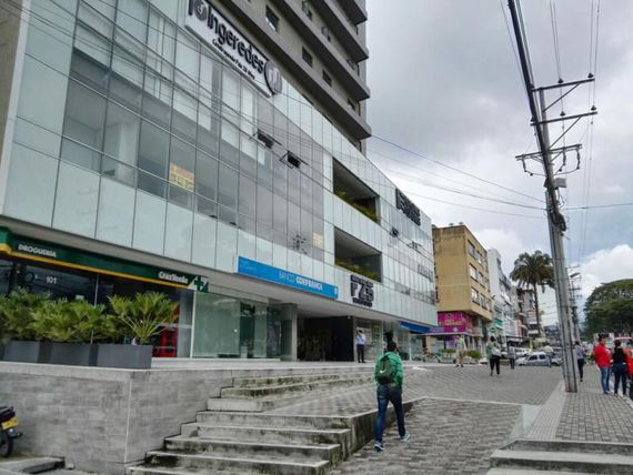 Oficina En Arriendo En Ibague F25 Business Center