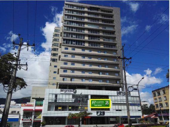 Oficina En Arriendo En Ibague F25 Business Center Piso 14
