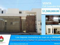 Residencial Valle Norte - Col. Leandro Valle