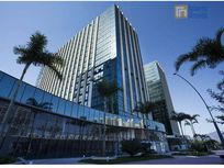 Vendo Sala Comercial 36m2. Andar Alto no CEO - Corporate Executive Offices - West - Rio de Janeiro