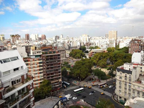 Recoleta – Capital Federal PISO IMPORTANTE CON VISTA A LA CIUDAD
