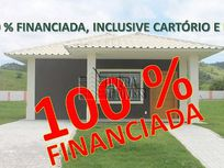 100 % FINANCIADA, INCLUSIVE CARTÓRIO E ITBI !!!