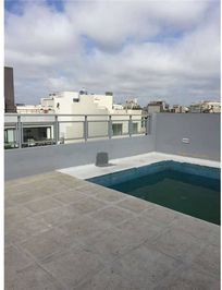 ALQUILER 3 AMB C/ COCH Y AMENITIES  PAL. HOLLYWOOD