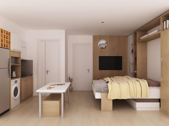 """Appartment - <span itemprop=""""addressLocality"""">Flores</span>"""