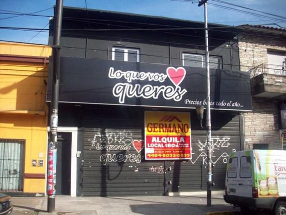 Local 180 m2 a 3 cuadras de plaza San Justo