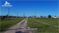Lote. Don Ferruccio. Timbues. OPORTUNIDAD