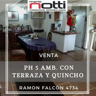 Venta PH en Villa Luro Capital Federal Ramón Falcón  4734