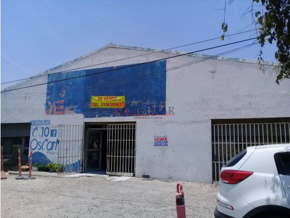 "<span itemprop=""addressLocality"">Cartagena</span> Venta Bodega-local Pie de la Popa"