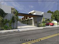 Aqua Nativa Town House. Mod.TH-128
