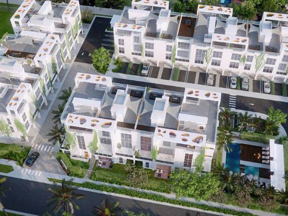 One Bay Design District Residences
