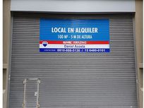 Local Alquiler Barracas importante emprendimiento!