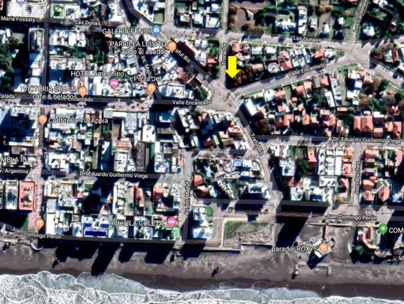 """Lote <span itemprop=""""addressLocality"""">Monte Hermoso</span>"""