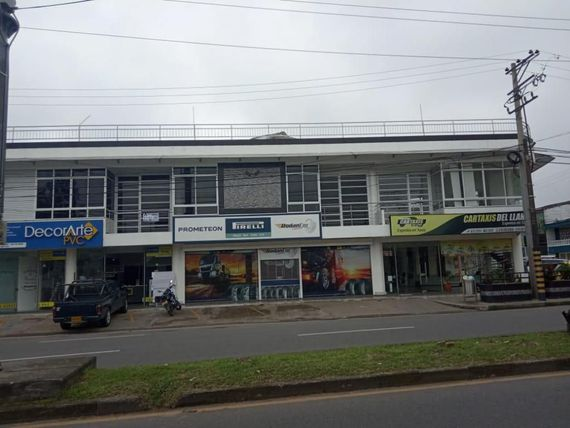 ARRIENDO LOCAL SOBRE VIA MARACOS VILLAVICENCIO