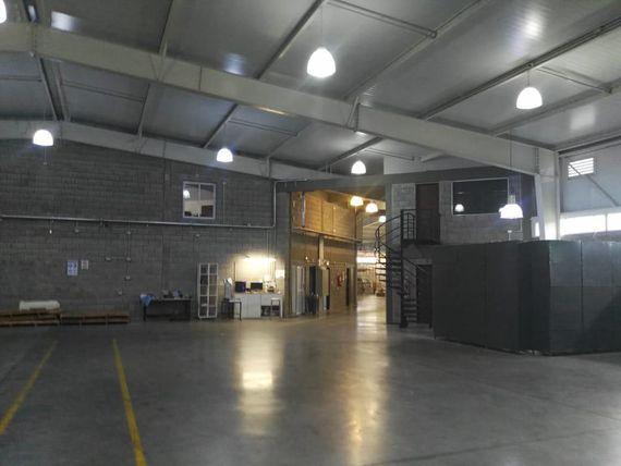Nave Industrial - General Rodriguez