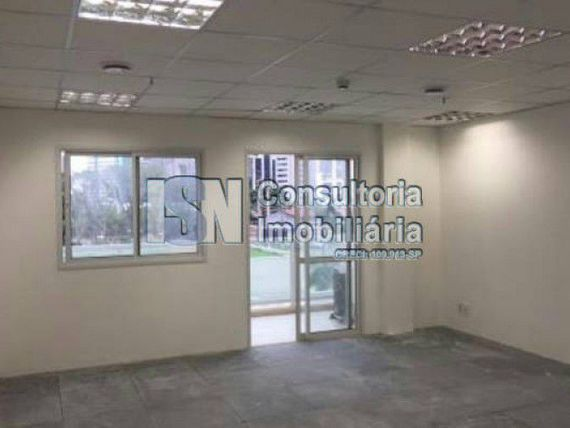 Thera Office Berrini - Sala Comercial de 42m² com 1 vaga no Itaim Bibi