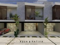 Aqua Nativa Town House. Mod.TH-159
