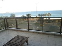 NEXT - FRONTAL MAR - PRAIA DA BARRA - 02 SUITES - 130M2 - 02 VGS