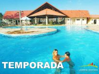Apartamento 3 Quartos Temporada no Aquaville Resort