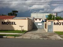 Motel no Hauer com 14 suites.